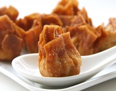 1. Deep Fried Wonton