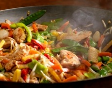 LS7 – Mixed vegetables with oyster sauce