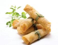 2. Veggie Spring Roll