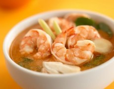7/8. Tom Yum Soup