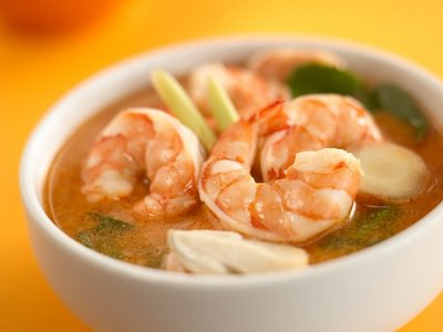 Tom Yum Soup - Smile Thai Cuisine