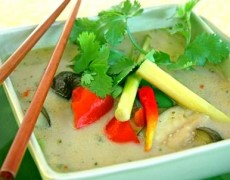 LS2 – Green Curry