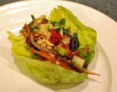 6. Lettuce Wrap