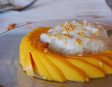 37. Mango Sticky Rice
