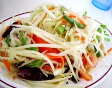 12. Papaya Salad