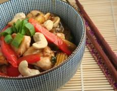 LS4 – Cashew Chicken