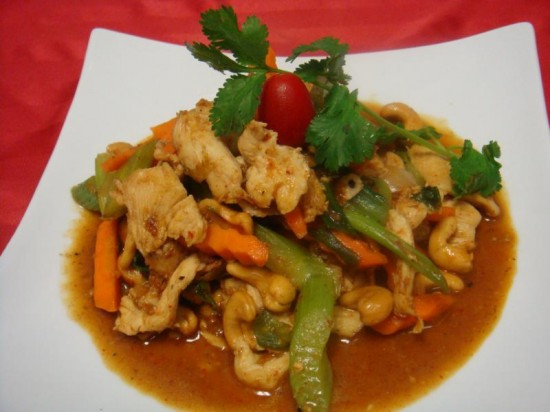 Lime-Curry Tofu Stir-fry Recipe — Dishmaps